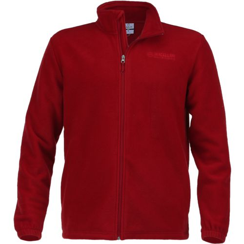 Magellan Outdoors Men's Polar Fleece Full Zip Jacket