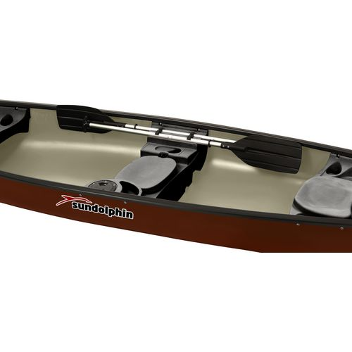 Sun Dolphin Mackinaw 15.6 ft 3-Person Square-Stern Canoe - view number 7