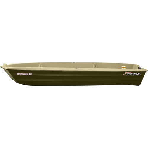 Sun Dolphin American 12 ft 2-Person Fishing Jon Boat - view number 3