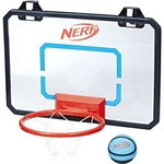 NERF Sports Nerfoop Pro Series Basketball and Hoop Set - view number 1