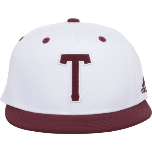 adidas Men's Texas A&M University Retro Baseball Flexfit Cap