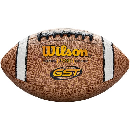 Wilson GST Composite Football - view number 1