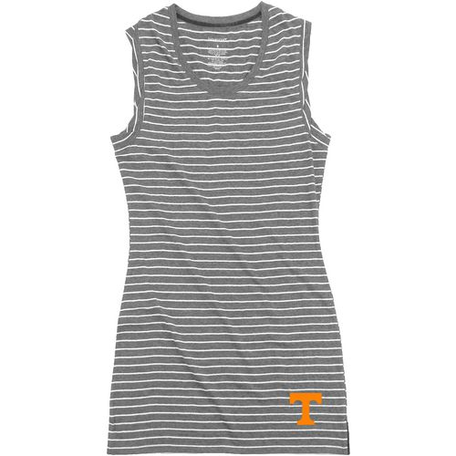 Boxercraft Women's University of Tennessee Striped Sleep T-shirt
