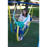 Sportspower Super 10 Me and My Toddler Swing Set - view number 1
