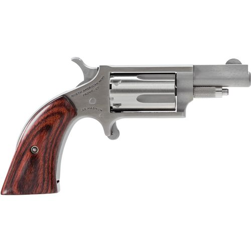 North American Arms Boot Style Grip .22 LR Revolver