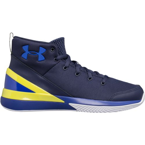 Under Armour Boys' BGS X Level Ninja Basketball Shoes