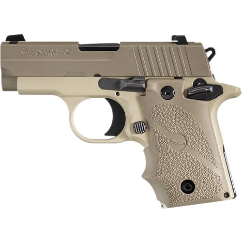 SIG SAUER P238 Desert Micro-Compact .380 ACP Semiautomatic Pistol