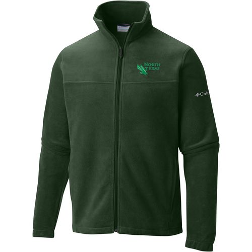 Columbia Sportswear Men's University of North Texas Flanker Full Zip Fleece
