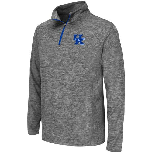 Colosseum Athletics Youth University of Kentucky Action Pass 1/4 Zip Wind Shirt