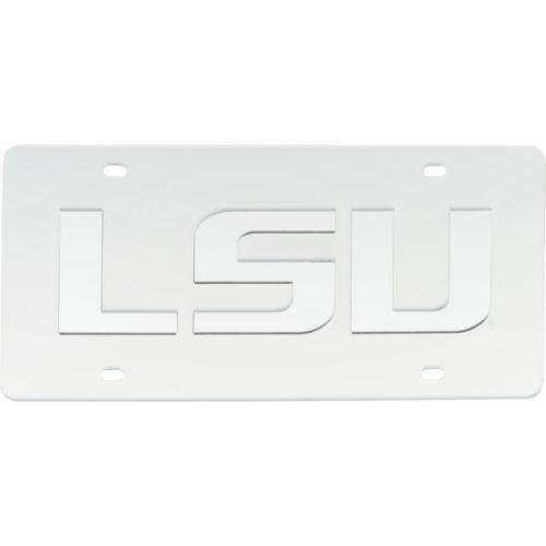 Stockdale Louisiana State University Frost License Plate