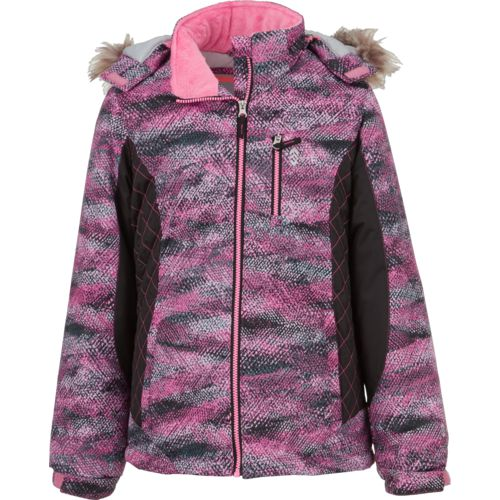 Free Country Girls' Snowboard Jacket