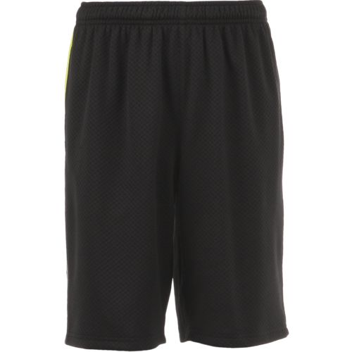 BCG Boys' Honeycomb Striped Basketball Short