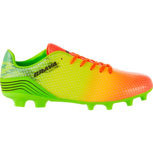 Display product reviews for Brava Soccer Men's Twister Soccer Cleats