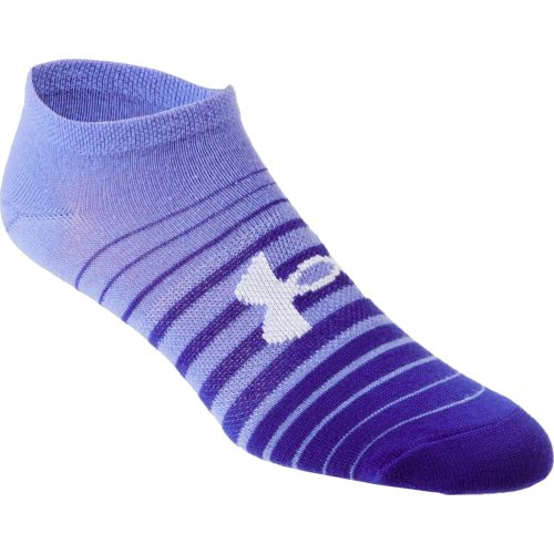 Display product reviews for Under Armour Women's Essential Twist No-Show Socks 6 Pack