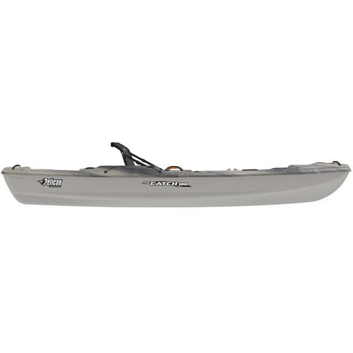 Pelican premium the catch 100 10 ft sit on top fishing for 10 foot fishing kayak