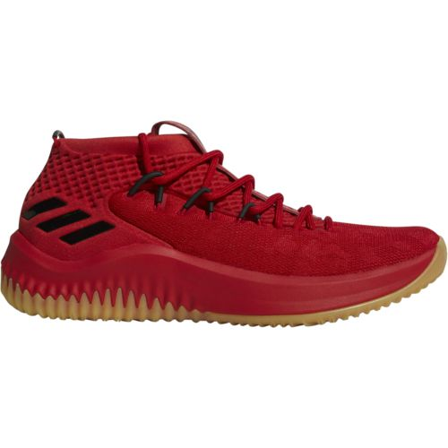 online store 3d1ff add09 adidas Mens Dame 4 Basketball Shoes