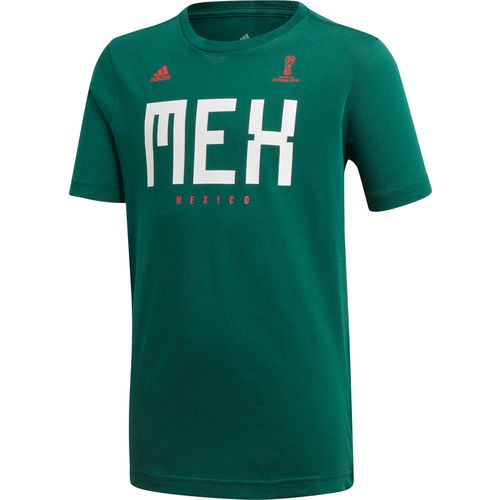 adidas Boys' Mexico T-Shirt
