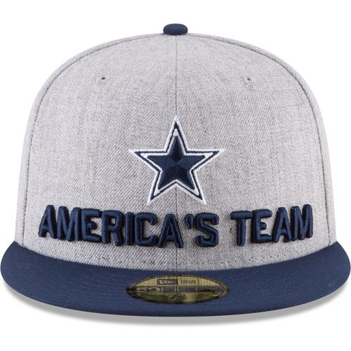 New Era Men's Dallas Cowboys 2018 Draft 59FIFTY Cap