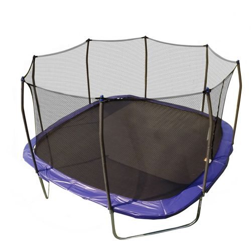 Skywalker Trampolines 13' Square Trampoline with Enclosure