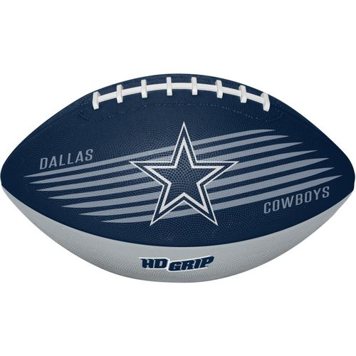Rawlings Youth Dallas Cowboys Downfield Rubber Football