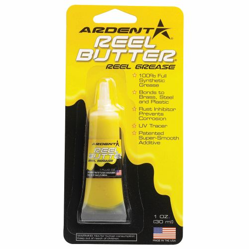 Display product reviews for Ardent Reel Butter Grease