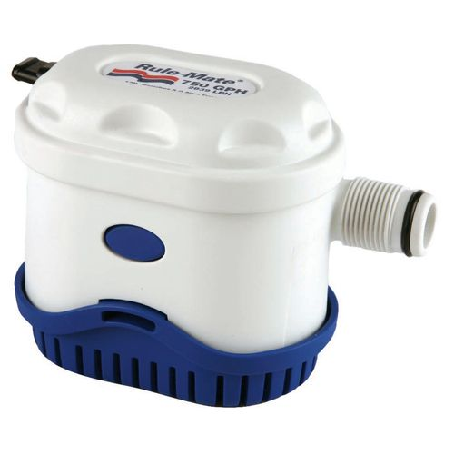 Display product reviews for Rule Rule-mate® 750 gph Bilge Pump