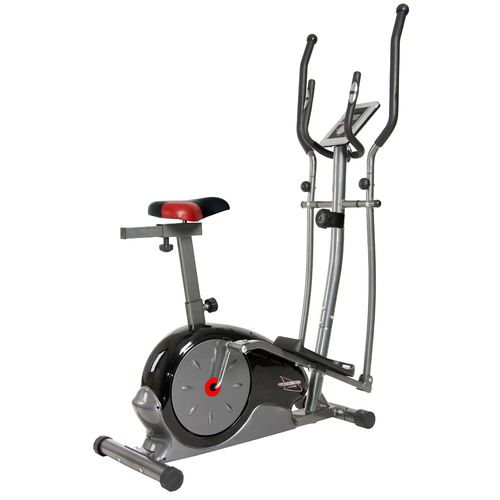 Body Champ 2-in-1 Elliptical/ Upright cycle dual trainer - view number 2