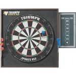 Triumph Sports USA Deluxe Backboard Combo Unit Advantage Dart Center - view number 1