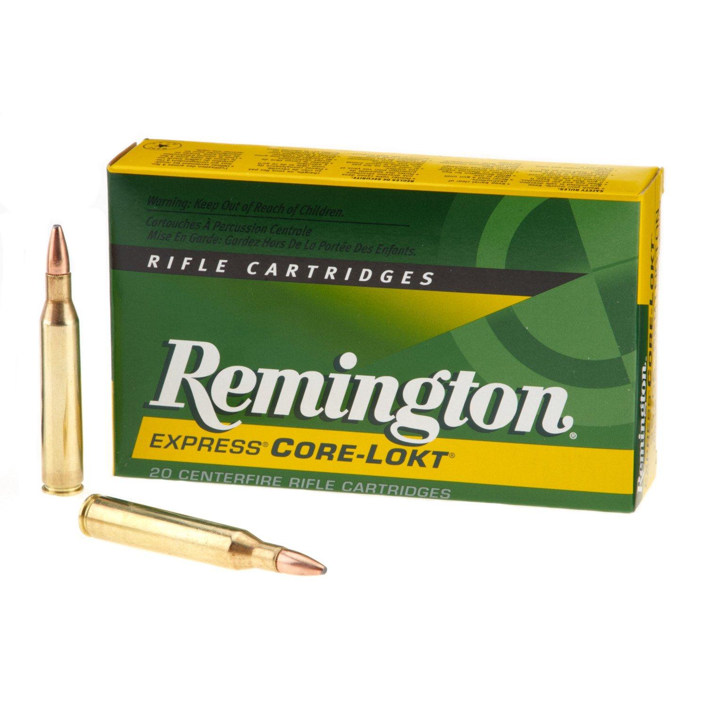 Remington Core Lokt .25-06 Remington 100-Grain Centerfire Rifle