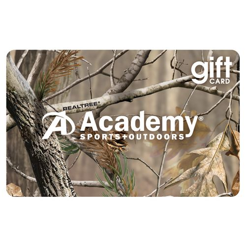 Display product reviews for Hunting Academy Gift Card