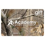 Hunting Academy Gift Card - view number 1