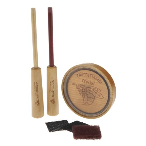 Woodhaven CherryClassic Crystal Turkey Call
