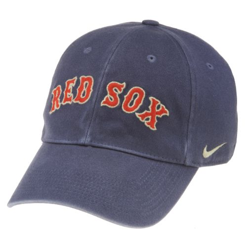 Nike Men's Boston Red Sox Get Away Relax Flex Cap
