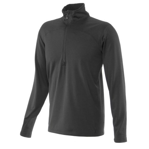 Polar Edge® Men's Platinum 1/4-Zip  Grid Fleece Thermal