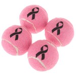 Hyper Products® Pink Mini Balls 4-Pack