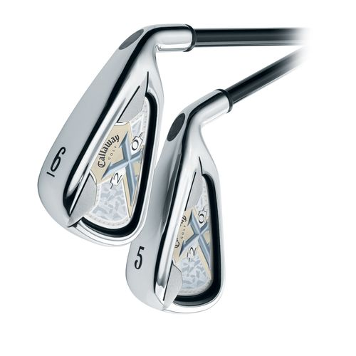 Callaway Women's X-20® NG Iron Set