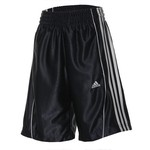adidas Boys' 3-Stripes Short