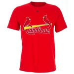 Majestic Adults' St. Louis Cardinals David Freese #23 T-shirt