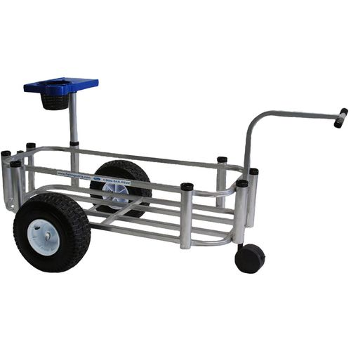 Image for CPI Designs Reels on Wheels™ Fishing Cart from Academy