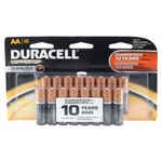 Duracell Coppertop AA Batteries 16-Pack