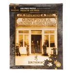 Signature Products Nostalgic Storefront 550-Piece Puzzle