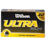 Wilson Ultra Black Golf Balls 30-Pack