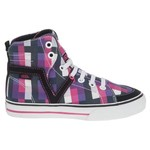 Vans Girls' Susie Hi V Vulcanized Athletic Lifestyle Shoes