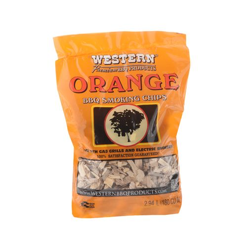 Western Orange BBQ Smoking Chips