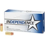 Independence .40 S&W 165-Grain Full Metal Jacket Centerfire Pistol Ammunition