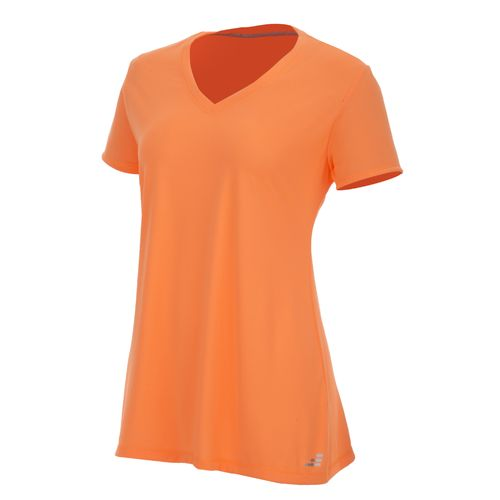 Display product reviews for BCG Women's Technical Short Sleeve V-neck Top