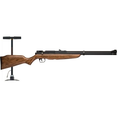 Display product reviews for Crosman Benjamin Discovery PCP/CO₂ Air Rifle