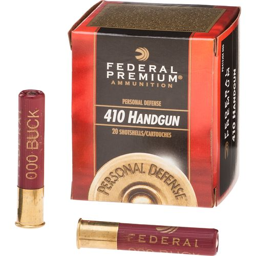 Display product reviews for Federal® Personal Defense .410 Gauge Handgun Shotshells