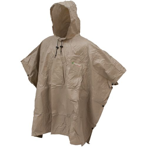 Frogg Toggs® Adults' DriDucks Trail-Pac Poncho