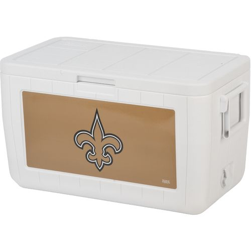 Coleman® New Orleans Saints 48 qt. Chest Cooler
